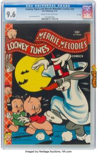 Looney Tunes and Merrie Melodies Comics 4025 File Copy (Dell, 1943)-afnews