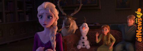 """Un brano musicale inedito nel nuovo trailer di """"Frozen 2""""!"""