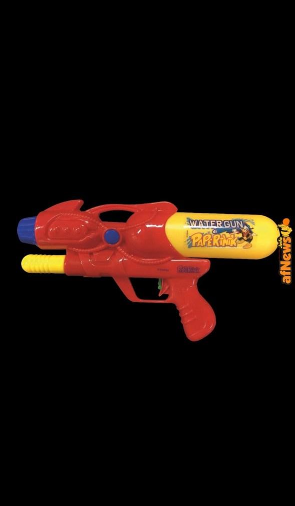 Water gun rossa-afnews