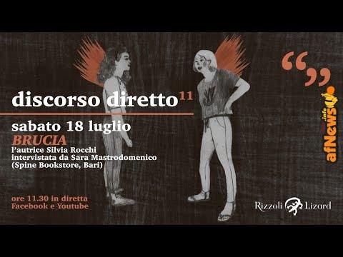 """Discorso diretto [11]. """"Brucia"""" di Silvia Rocchi"""