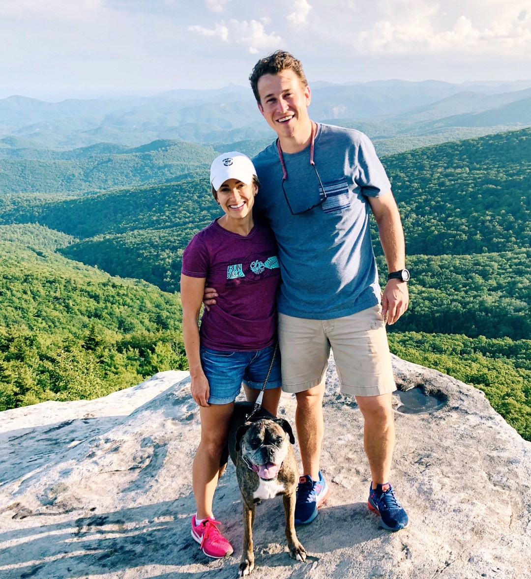 Boone and Blowing Rock trails