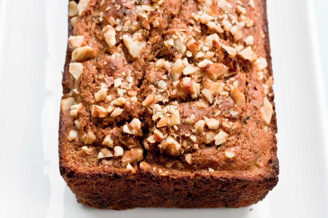Healthy Zucchini Bread Recipe