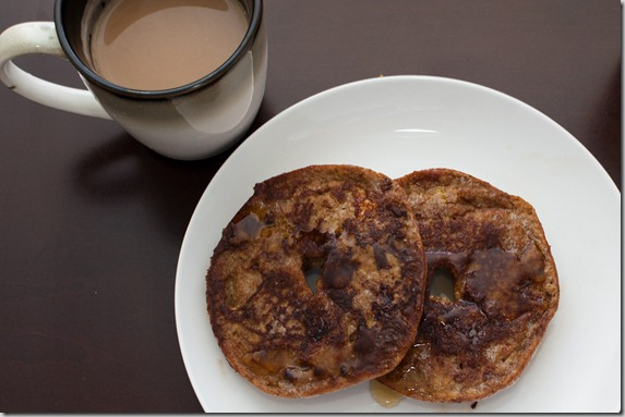 spiced coffee & french toast-1