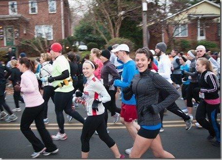 Mistletoe half marathon-2