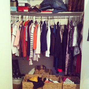 Day11 Inside My Closet