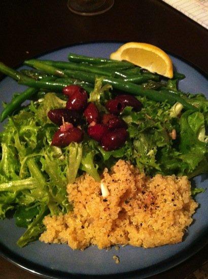 Conscious cleanse salad
