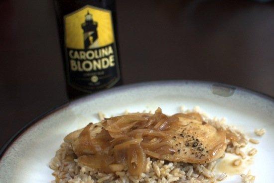 Carolina Blonde Agave Chicken nef 004