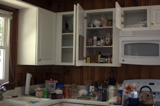 How To Organize A Small Kitchen Without A Pantry A Foodie