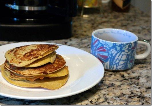 Plantain Paleo Pancakes