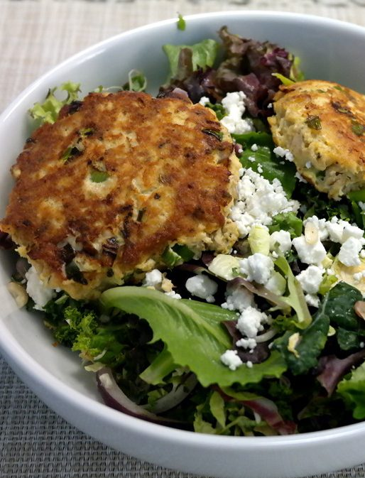Super Simple Salmon Cakes