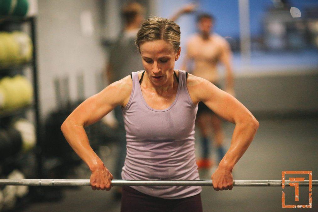 marathon training CrossFit