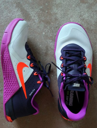 Review of Nike Metcon 2 CrossFit shoes