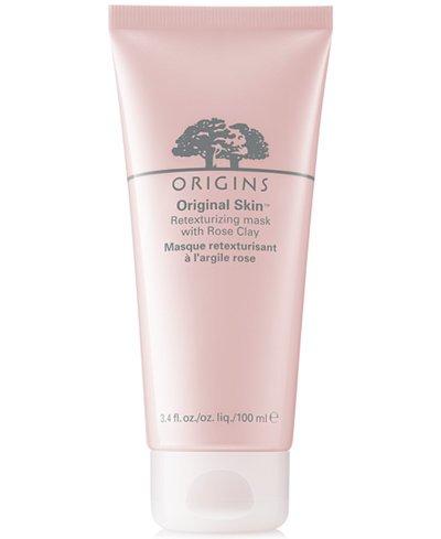 Origins Original Skin Retexturing Mask with Rose Clay Review