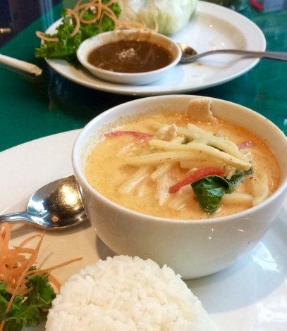 Fresh Thai Basil Winston Salem review