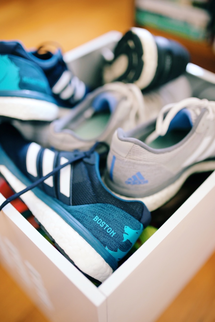 Adidas Boston Boost: My favorite running shoes A Foodie