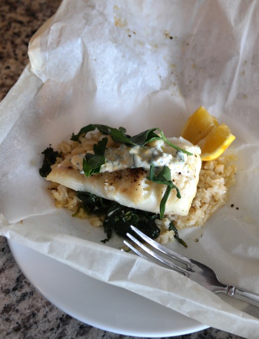 Blue Apron fish recipes