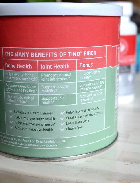 Silver Fern Tino Fiber Supplement