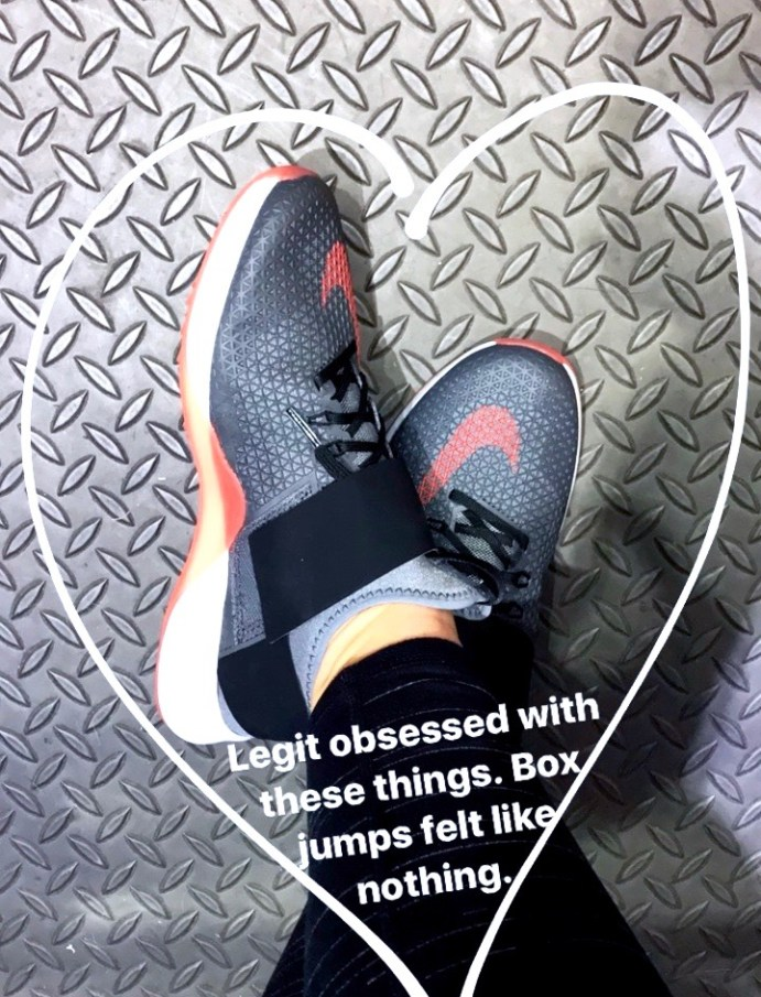 best shoes for crossfit womens
