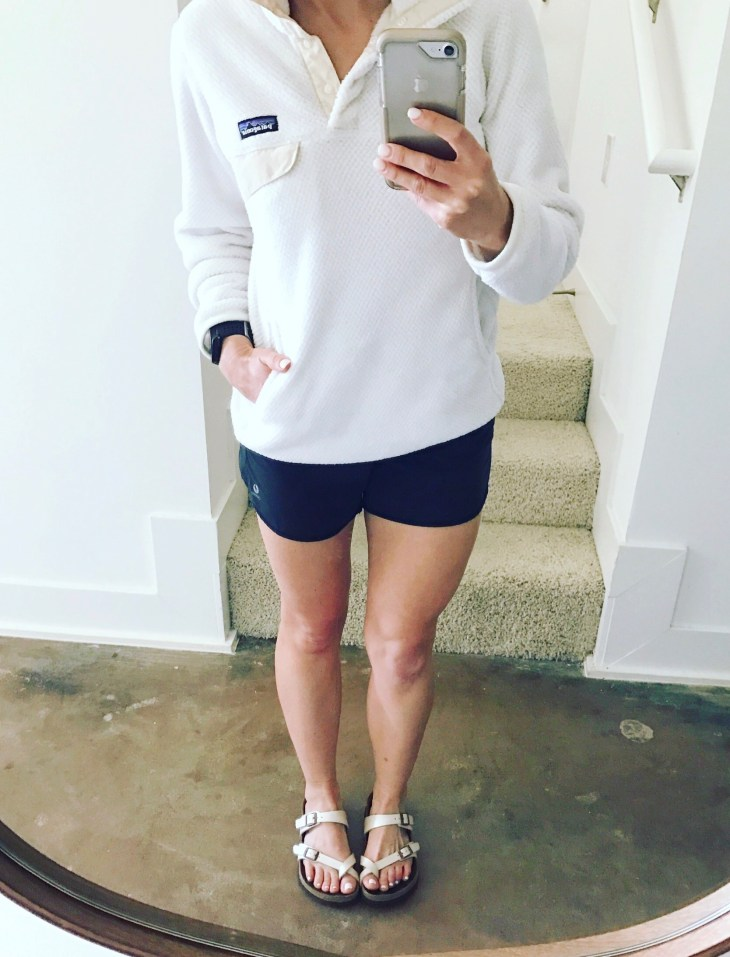 patagonia pull-over