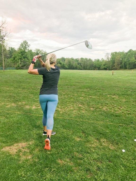 women's golf winston salem