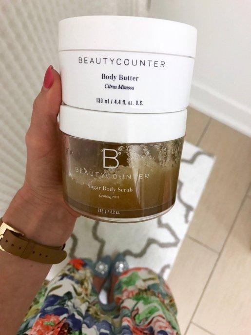 beautycounter sugar scrub review