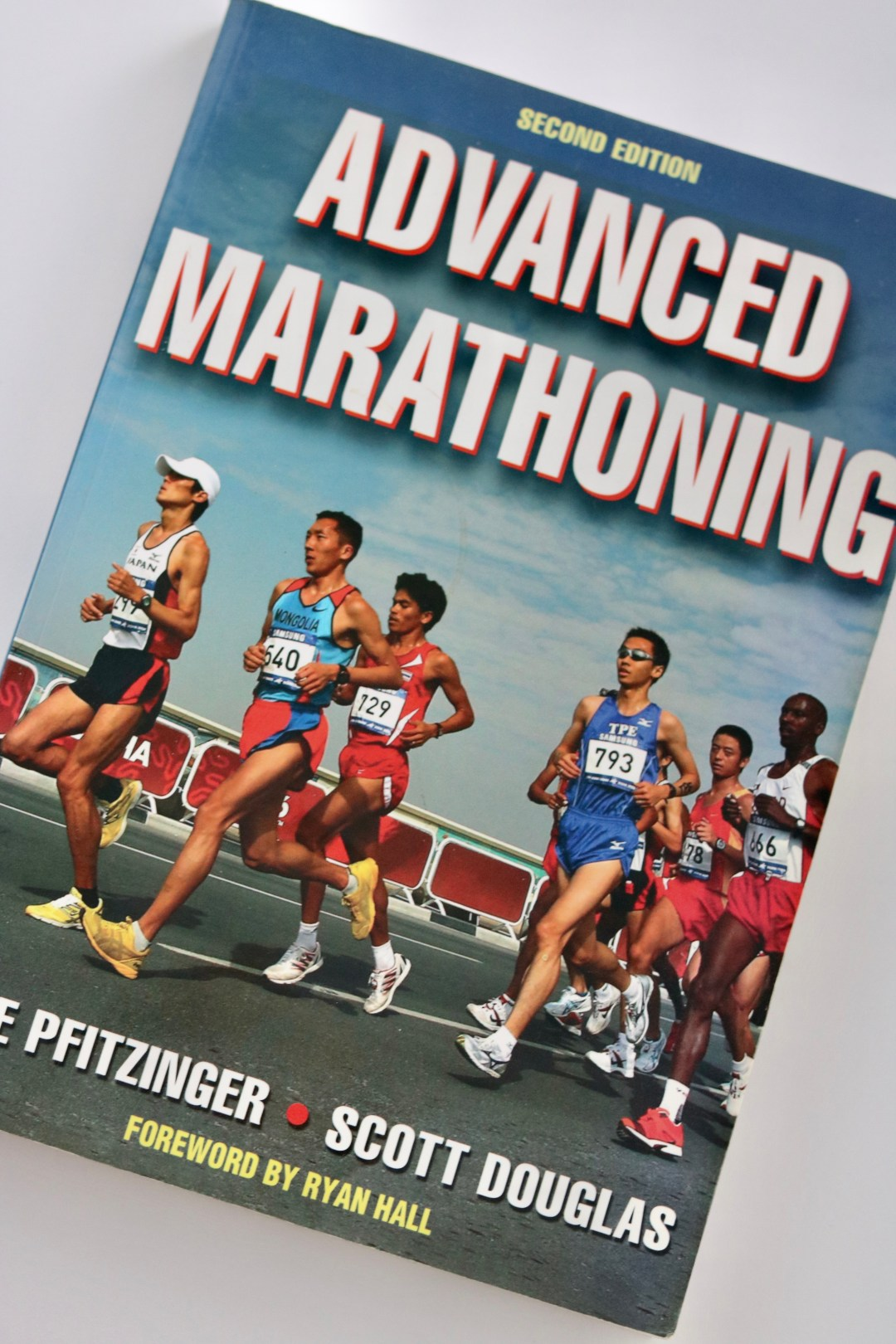 Advanced Marathoning book