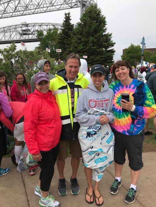 grandma's marathon review