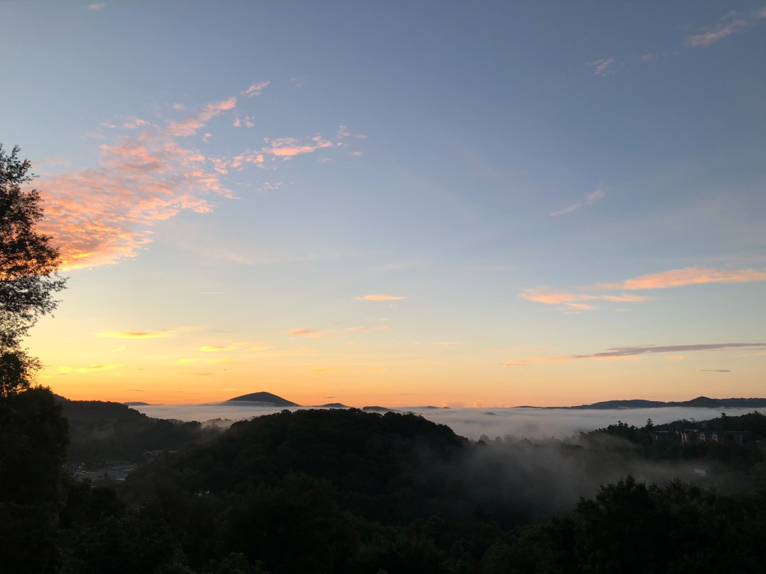 boone sunrise