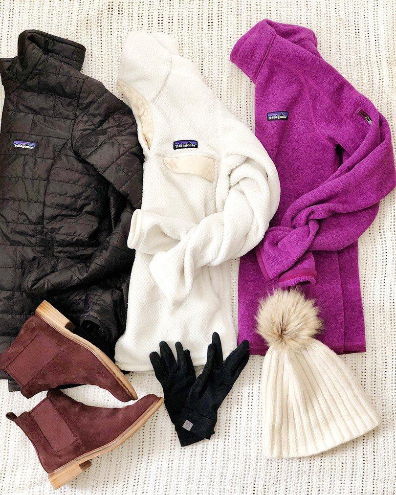 Patagonia Fall Essentials