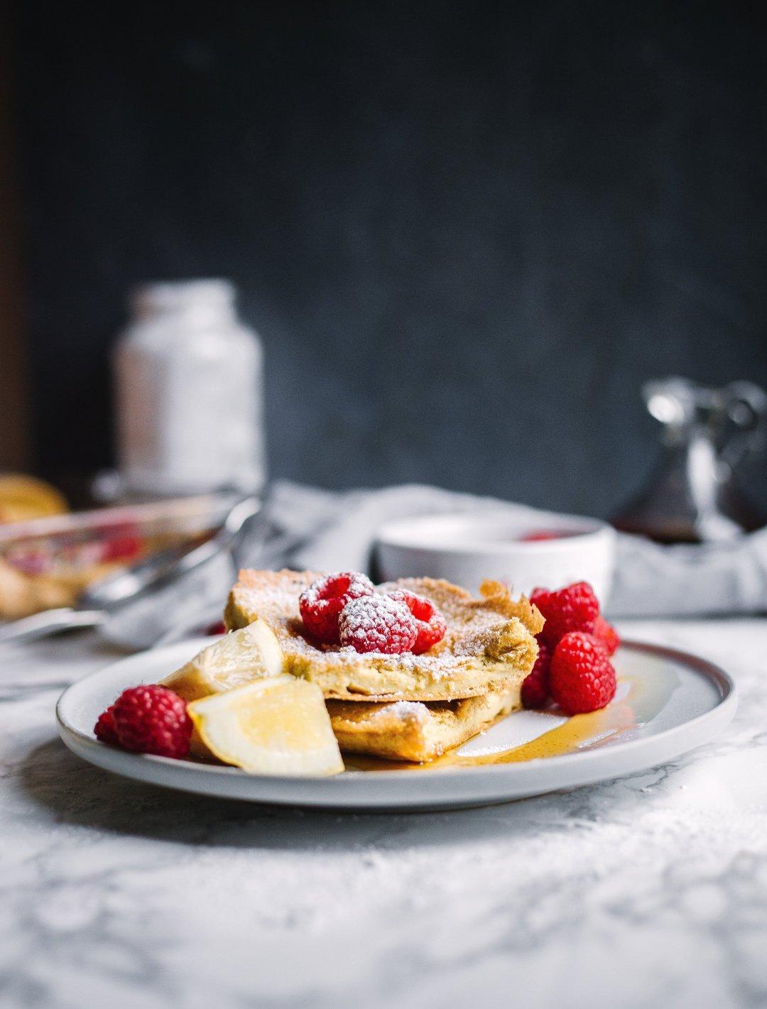 gluten-free german pancakes