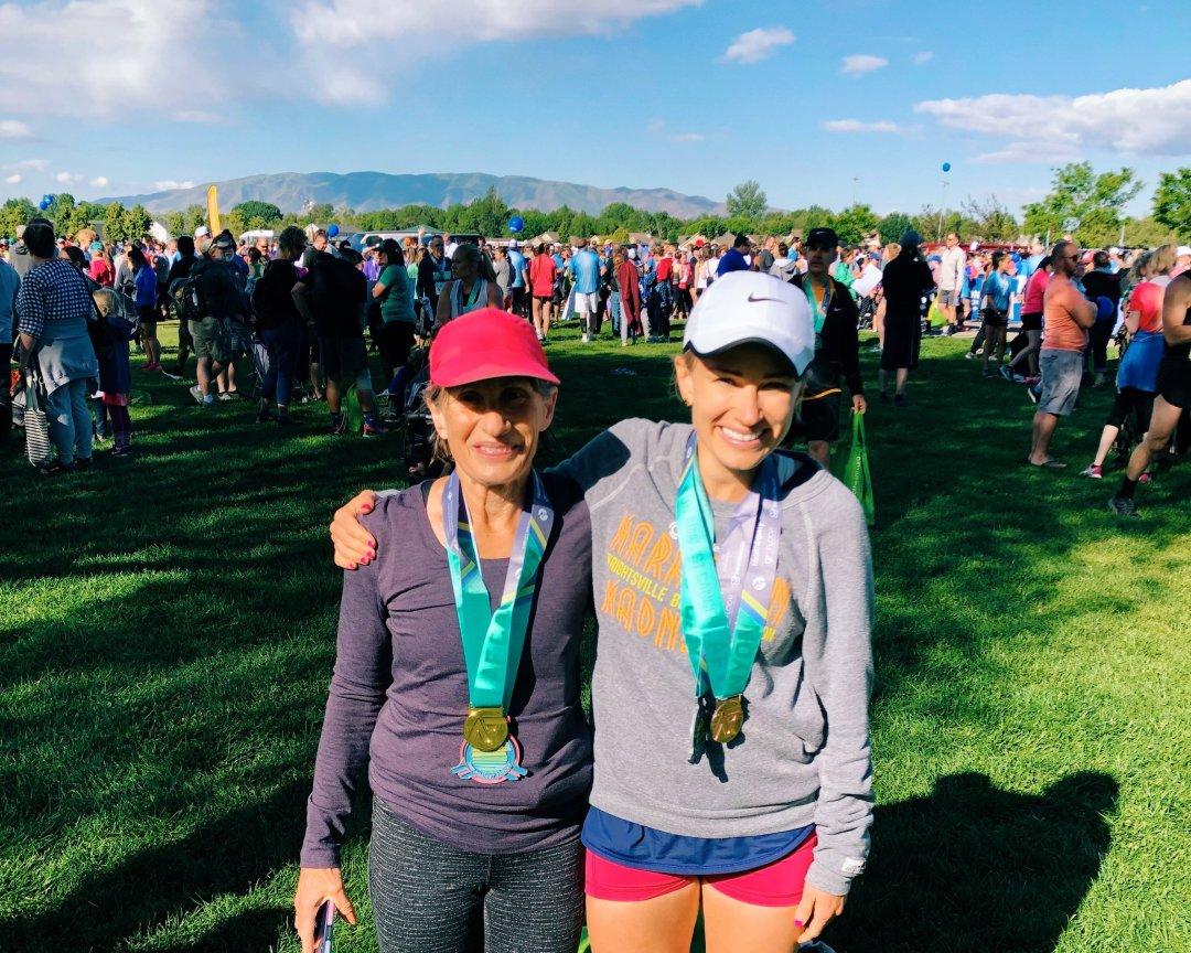 american fork half marathon finish