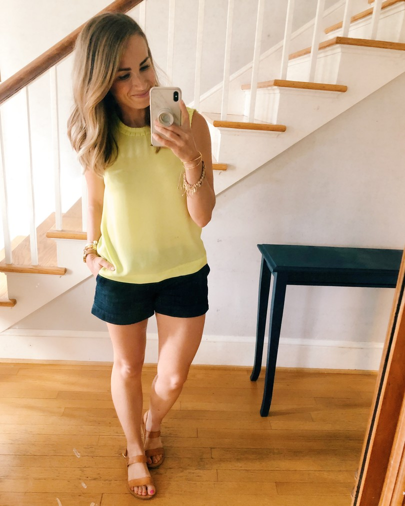 My go to stores + recent summer outfits   A Foodie Stays Fit
