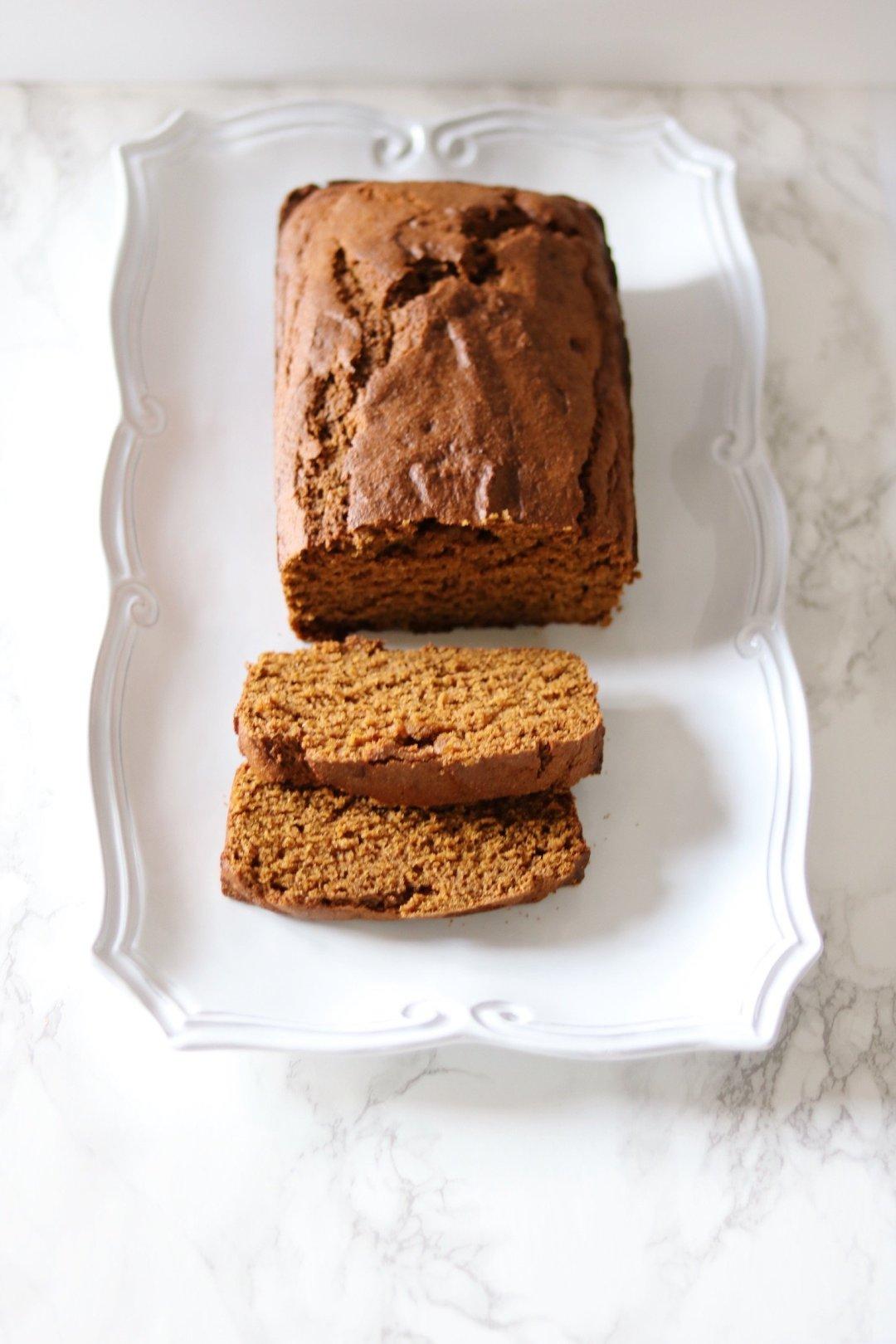 best pumpkin gingerbread recipe