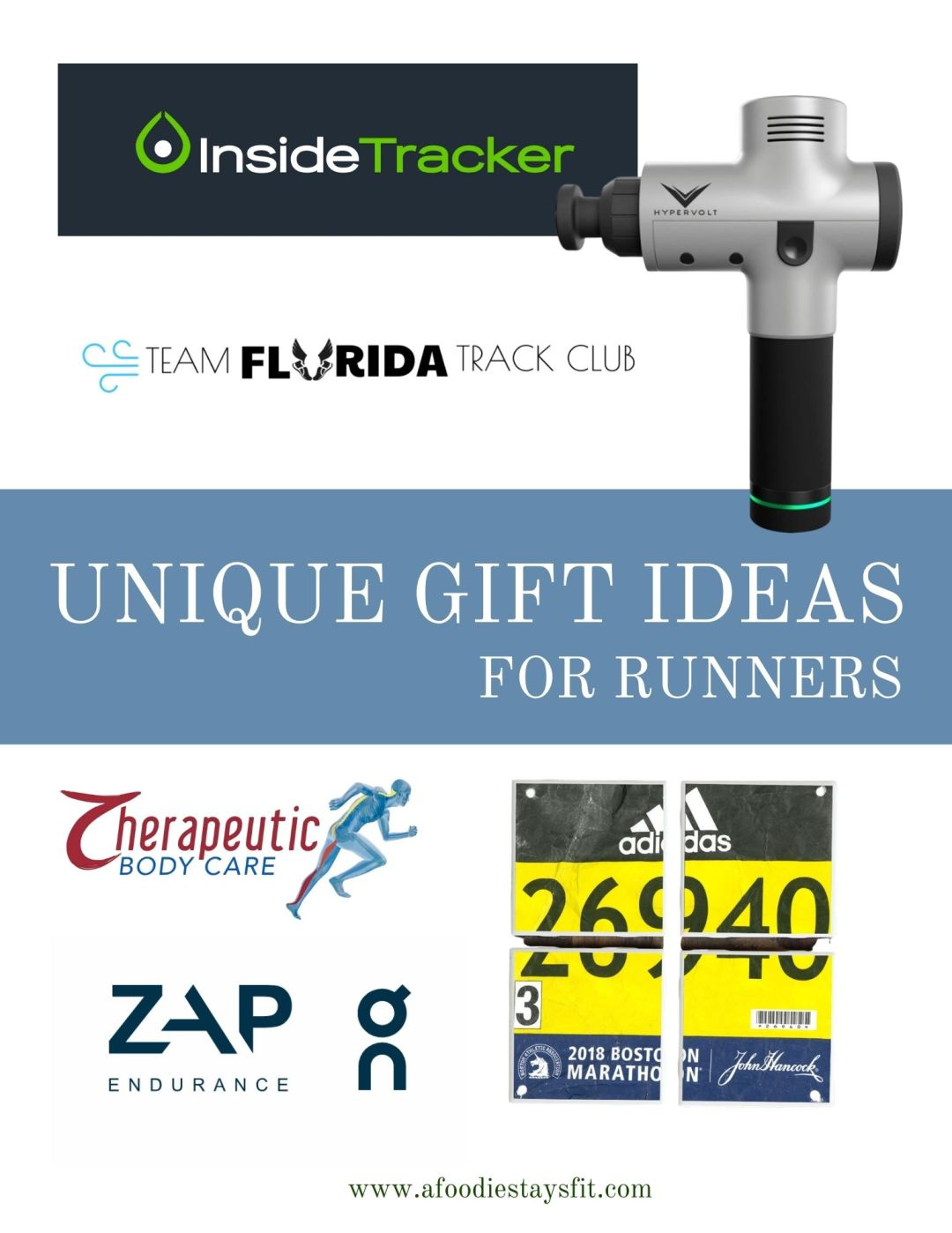 Unique Gifts for Runners You Haven't Heard