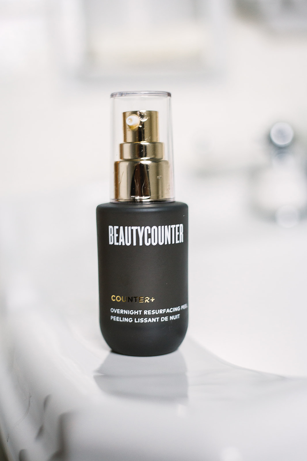 Beautycounter Overnight Resurfacing Peel: Product that changed my skin