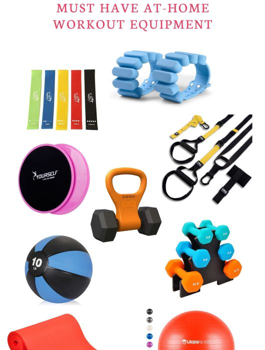 At Home Fitness Equipment