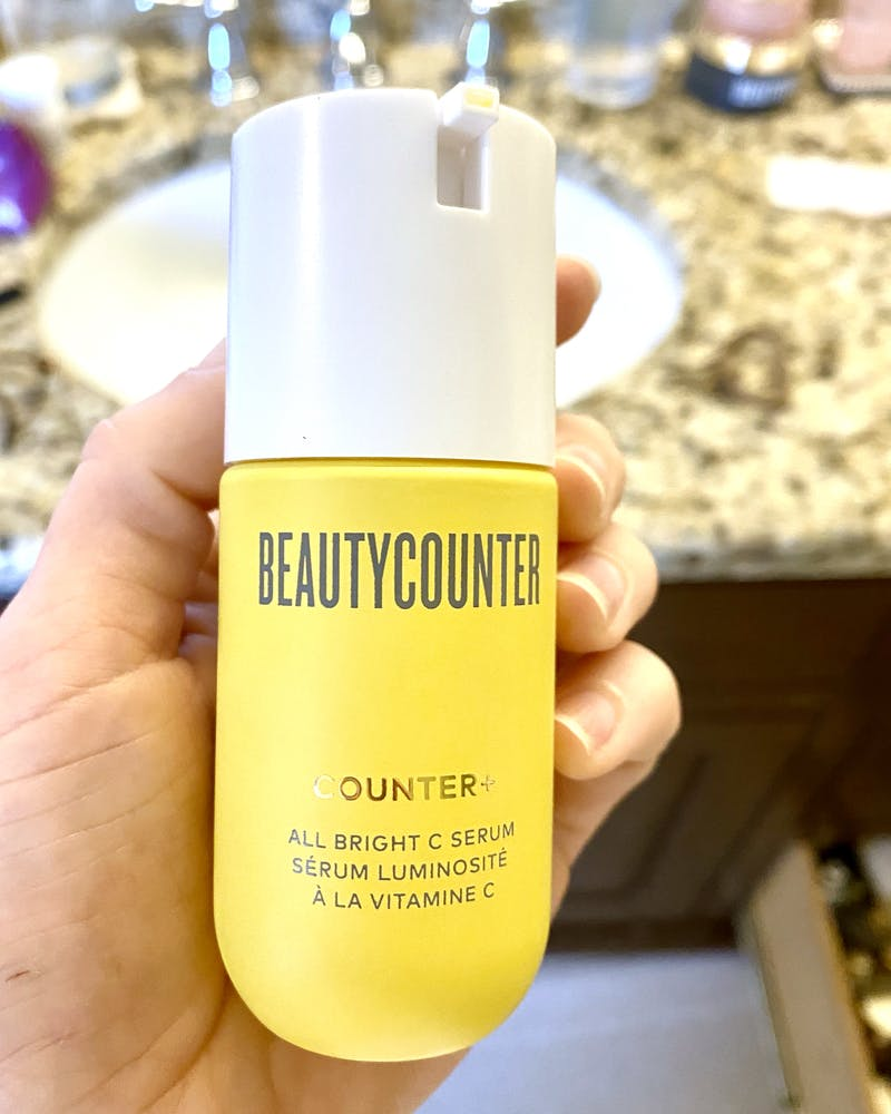 beautycounter vitamin c serum