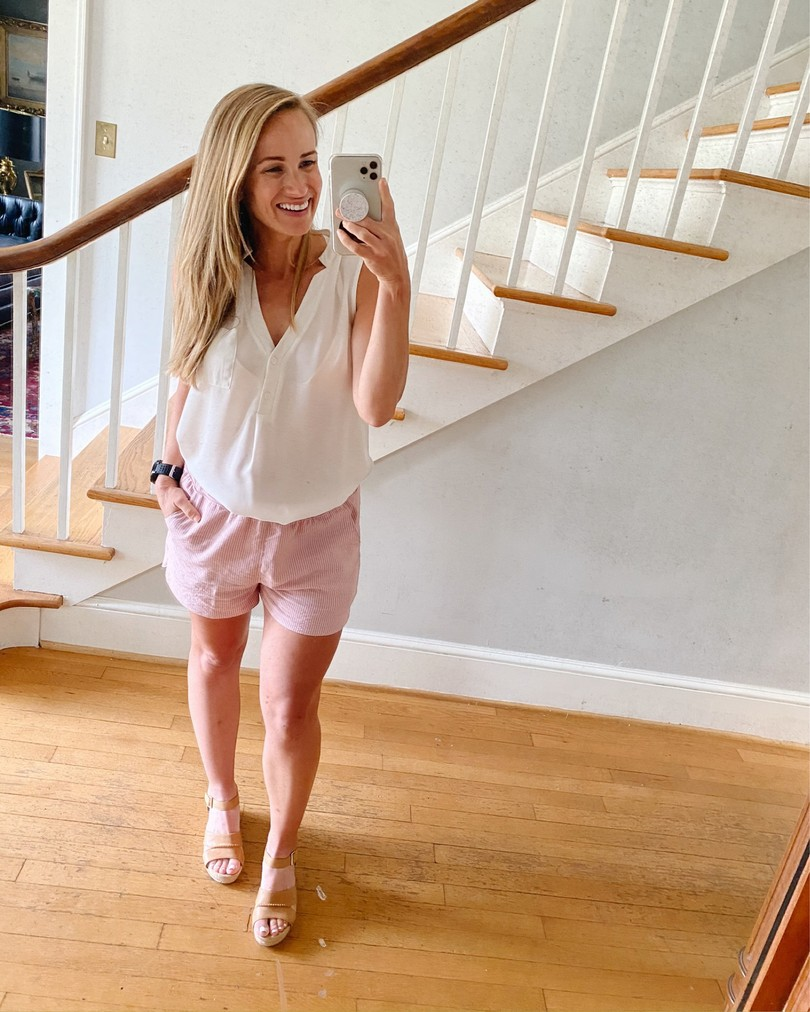 Second Trimester Summer Outfits