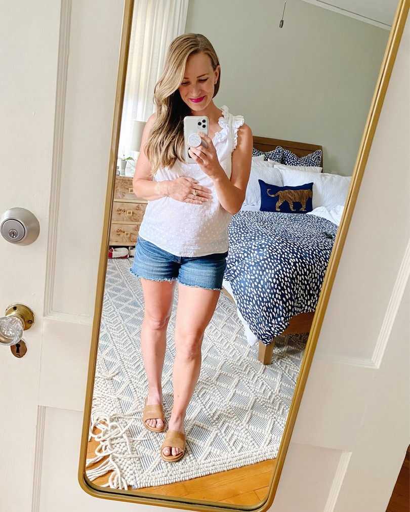 Second Trimester Outfits