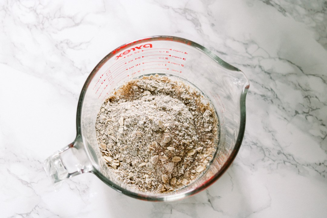 Gluten-Free Vegan Buckwheat Chocolate Chip Oatmeal Cookies