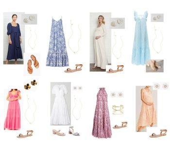 What to Wear for a Maternity Photo Session