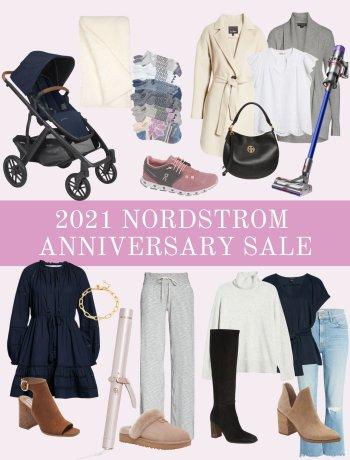 My 2021 Nordstrom Anniversary Sale Picks