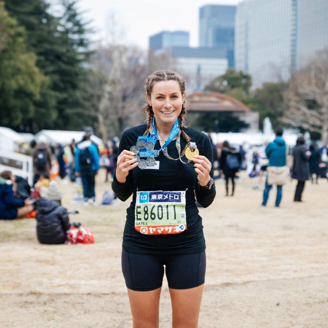 Pre Marathon Breakfast + how to fuel on race morning!