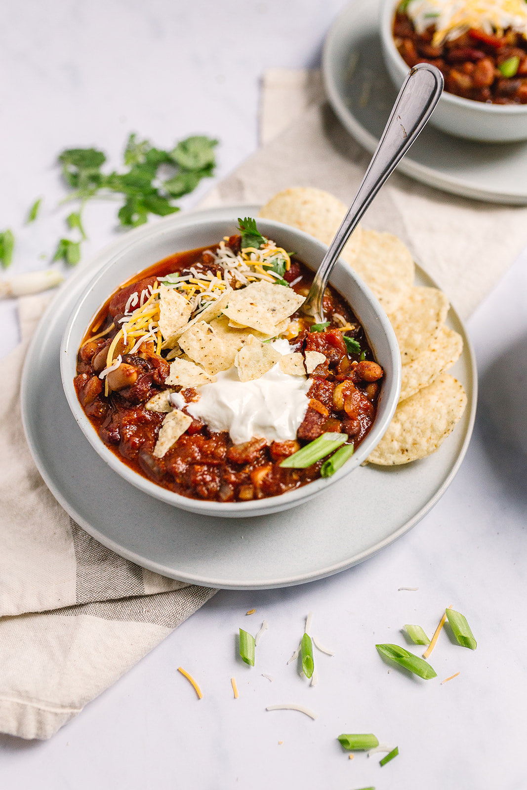 chili topping options