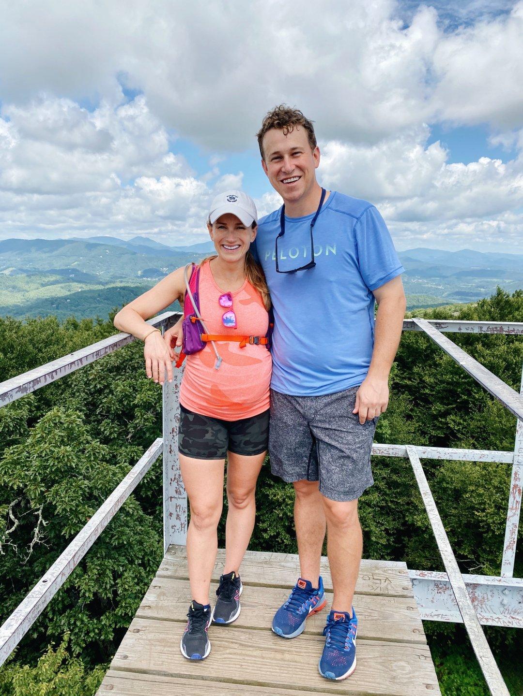 Fire Tower Boone hike