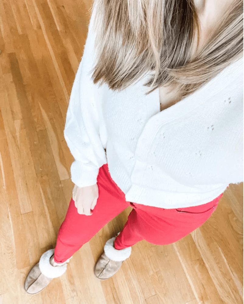 January Recent Outfit Roundup