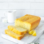 Simple Lemon Yogurt Cake recipe