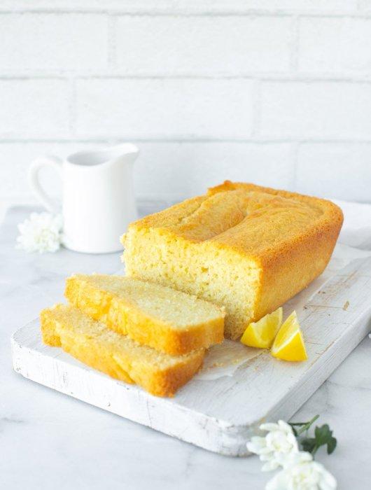 Simple Lemon Yogurt Cake recipe