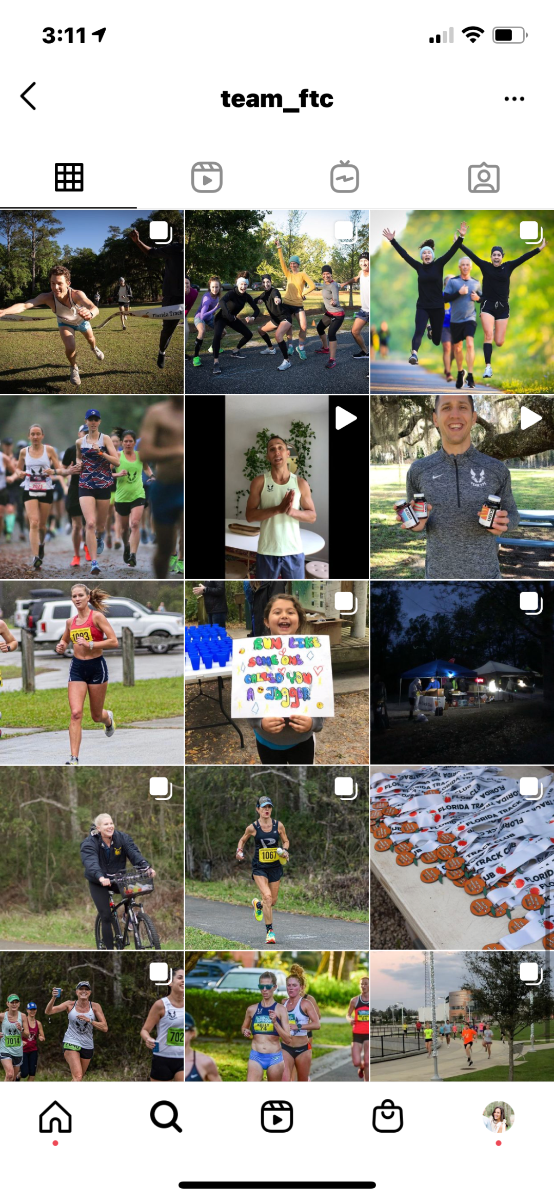 @team_ftc | Favorite Running Instagrammers to Follow