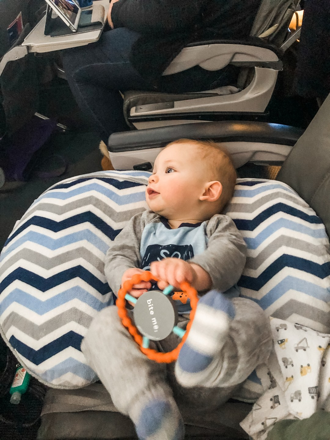 Tips for a car trip with a babies